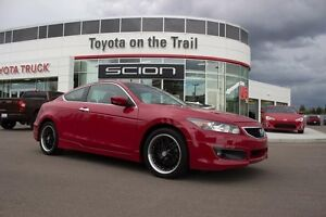 2008 Honda Accord EX-L, V6, Coupe, Navigation, Leather, Heated S