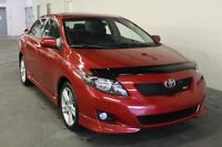 2010 Toyota Corolla XRS leather package