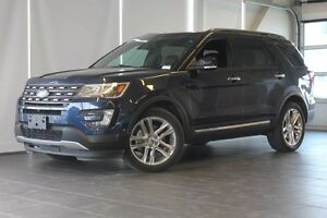 2016 Ford Explorer Limited-Moon Roof-Nav-Active Park Assist-Mass