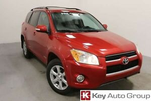 2012 Toyota Rav4 $205 b/w - Limited 4x4 with Push Button Start N