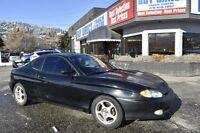 1998 Hyundai Tiburon FX 2dr Coupe