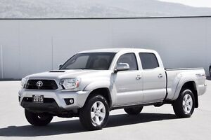 2015 Toyota Tacoma TRD Sport Premium Package/leather