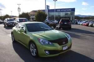 2010 Hyundai Genesis Coupe 2.0T GT 2dr Rear-wheel Drive