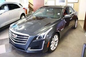 2016 Cadillac CTS GM Company Car ~ Qualifies for Low Interest Ra
