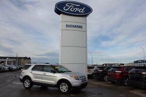 2015 Ford Explorer XLT. 4x4. Heated seats