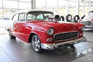 1955 Chevrolet Belair Accident Free |