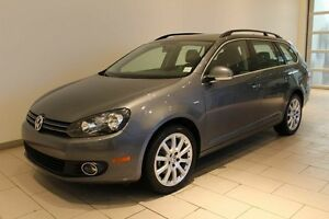 2014 Volkswagen Golf Wolfsburg Edition 6sp 2.5 at w/ Tip