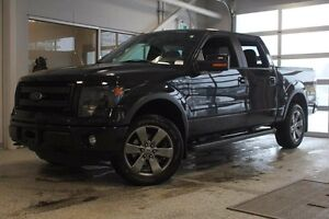 2013 Ford F-150 FX4-Moon Roof-Heated/Cooled Seats-Trailer Brake