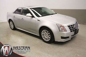2013 Cadillac CTS -Only 45,000Kms - AWD Sedan - Leather Interior