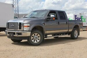 2009 Ford F-250 Lariat 4x4 SD Crew Cab 156 in. WB