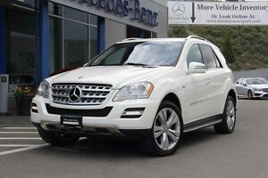 2011 Mercedes-Benz M-Class Diesel | No Accidents | Navigation |
