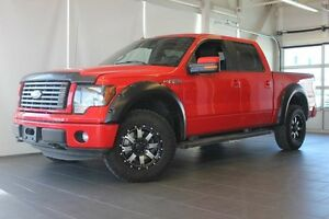 2012 Ford F-150 FX4-Fender Flares-Backup Sensors/Camera-Trailer