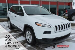 2015 Jeep Cherokee SPORT, LIKE NEW CONDITION, UNDER 24,000KMS