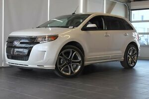 2011 Ford Edge Sport-AWD-Heated Leather Seats-Power Liftgate