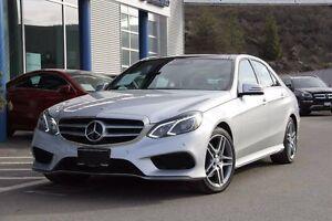 2015 Mercedes-Benz E-Class DEMO | E400 4MATIC | Intelligent Driv