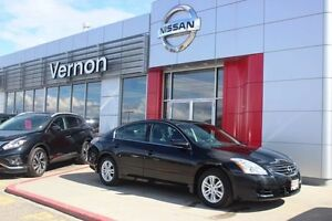 2012 Nissan Altima S with Luxury Package