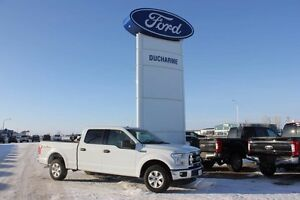 2015 Ford F-150 XLT Crew 4x4, Tow Package, SYNC
