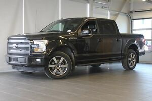 2015 Ford F-150 Lariat-Sport Pkg-Moon Roof-Nav-FX4 Off Road Pkg
