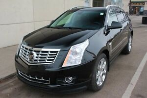 2013 Cadillac SRX Premium Collection AWD LOW KM FINANCE AVAILABL Edmonton Edmonton Area image 1