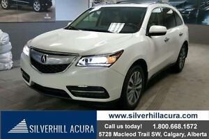 2014 Acura MDX Tech Pack SH-AWD *Navi, DVD,Roof Rails and Crossb