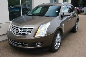 2015 Cadillac SRX Premium AWD FULLY LOADED 1 OWNER LOW KM FINANC