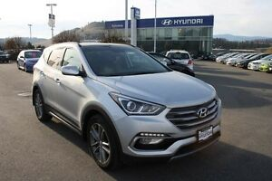 "2017 Hyundai Santa Fe Sport 2.0T Limited 4dr All-wheel Drive ""D"
