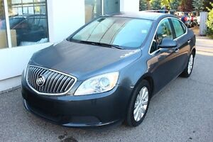 2014 Buick VERANO SEDAN VERY LOW KM GREAT OPTIONS FINANCE AVAILA