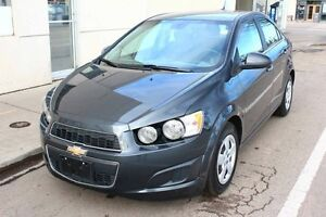 2014 Chevrolet Sonic LT HEATED SEATS REMOTE START FINANCE AVAILA