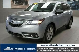 2016 Acura MDX Elite Package 4dr SH-AWD
