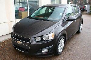 2014 Chevrolet Sonic LT AUTO HATCHBACK LOADED FINANCE AVAILABLE