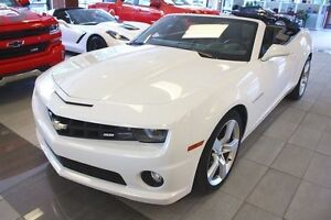 2012 Chevrolet Camaro 2SS CONVERTIBLE AUTOMATIC 6.2L VERY LOW KM