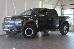 2013 Ford F-150 SVT Raptor-Moon Roof-Nav-Front View Camera