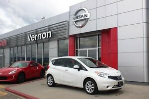 2014 Nissan Versa Note SL with Tech Package