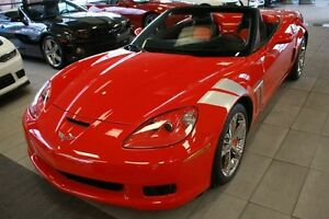 2011 Chevrolet Corvette Grand Sport Convertible LOADED AUTO FINA