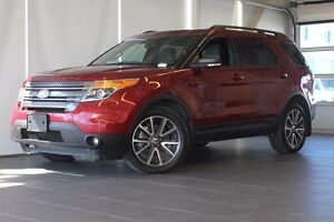 2015 Ford Explorer XLT-Sport Appearance Pkg-Moon Roof-Nav