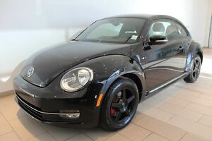 2014 Volkswagen THE BEETLE Sportline 2.0T 6sp