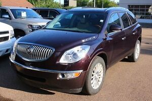 2009 Buick Enclave CXL AWD SUNROOF DVD GREAT KM FINANCE AVAILABL