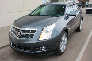 2010 Cadillac SRX AWD TURBO LOADED LOW KM FINANCE AVAILABLE