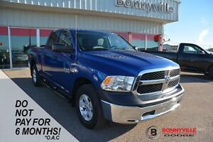 2015 Ram 1500 ST, UNDER 9,600KMS, GREAT CONDITION