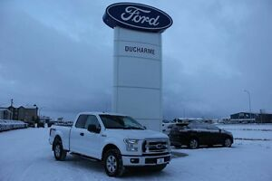 2015 Ford F-150 XLT 4x4, Tow Package, 5L