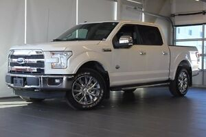 2015 Ford F-150 King Ranch-Moon Roof-Active Park Assist-Adaptive