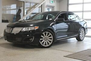 2010 Lincoln MKS AWD-Moon Roof-Nav-Heated/Cooled Seats