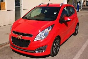 2015 Chevrolet SPARK 2LT MODEL LOADED LOW KM FINANCE AVAILABLE