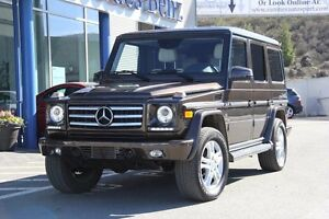 2014 Mercedes-Benz G-Class Certified | Citrine Brown | Porcelain