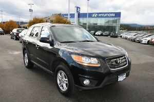 2011 Hyundai Santa Fe GLS 3.5 All-wheel Drive