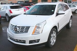 2015 Cadillac SRX PREMIUM COLLECTION AWD GREAT KM PLATINUM ICE F