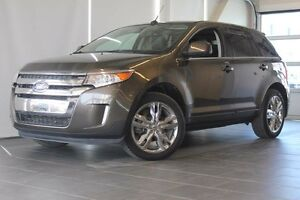 2011 Ford Edge Limited-AWD-Moon Roof-Nav-Blind Spot Monitoring
