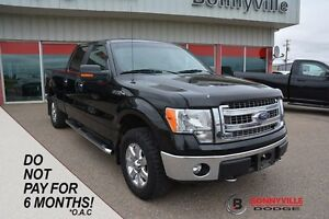 2013 Ford F-150 XLT, ACCIDENT FREE