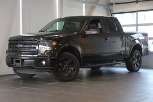 2014 Ford F-150 FX4-Appearance Pkg-Moon Roof-Nav
