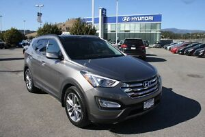 2014 Hyundai Santa Fe Sport 2.0T Limited 4dr All-wheel Drive
